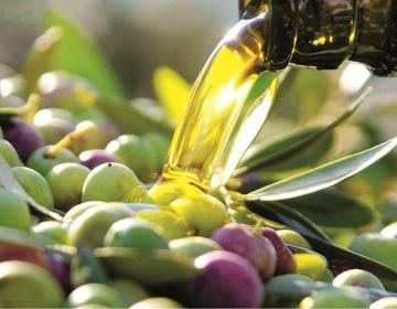 Olio extravergine d'oliva pugliese