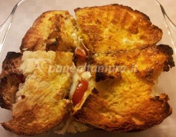 Ricetta pane di Altamura in carrozza