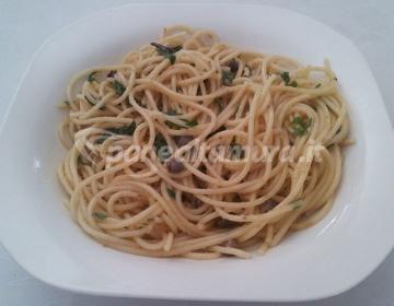 Ricetta spaghetti alla Titina